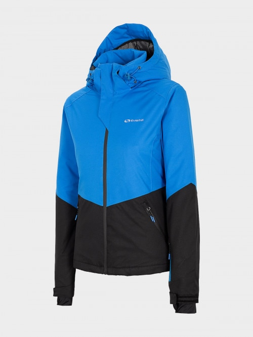 Women's ski jacket KUDN702  blue