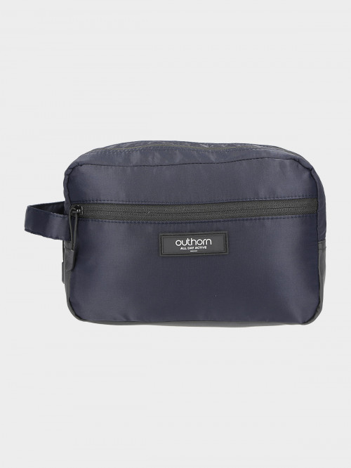 Unisex wash bag AKU601 - navy
