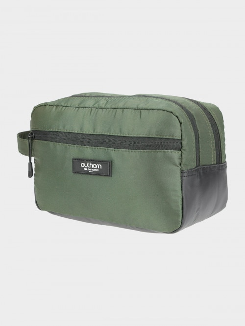 Unisex wash bag AKU601  khaki