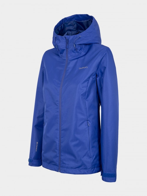 Women's functional jacket KUDT600 - cobalt