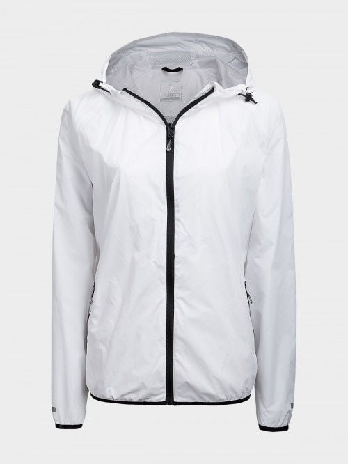 Women's functional jacket KUDT602  white