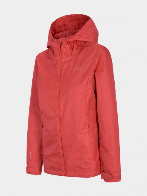 Women's functional jacket KUDT600 - red