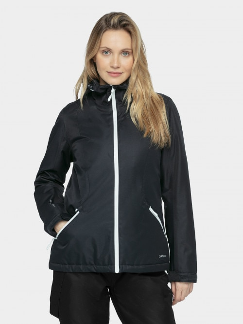 Women's ski jacket KUDN600  dark blue