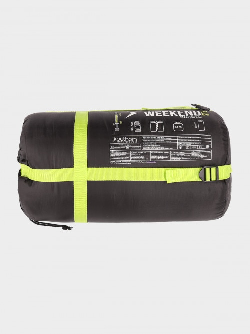 Sleeping bag SRU601 - black