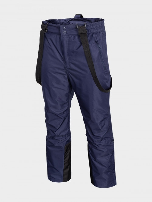Men's ski pants SPMN600  navy