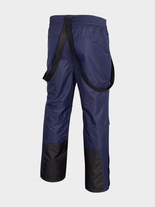 Men's ski pants SPMN600 - navy