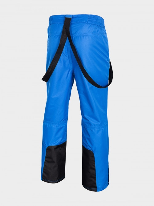 Men's ski pants SPMN600 - blue