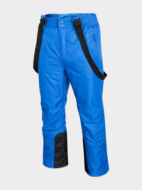 Men's ski pants SPMN600  blue