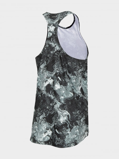 Womens' active tank top